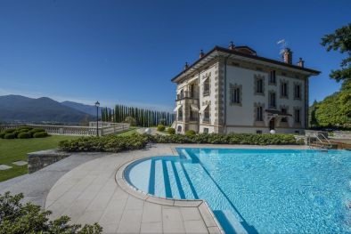 LUXURY PROPERTY IN LUINO, LAKE MAGGIORE