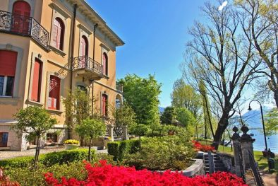 LUXURY PROPERTY FOR SALE LAKE MAGGIORE, LOCARNO